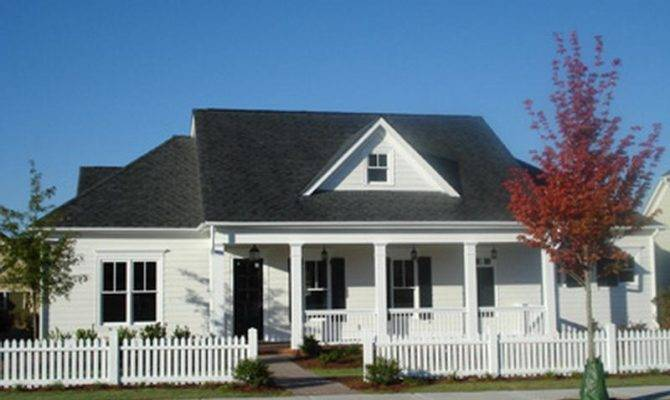Southern Style Homes Decorating Ideas Small White