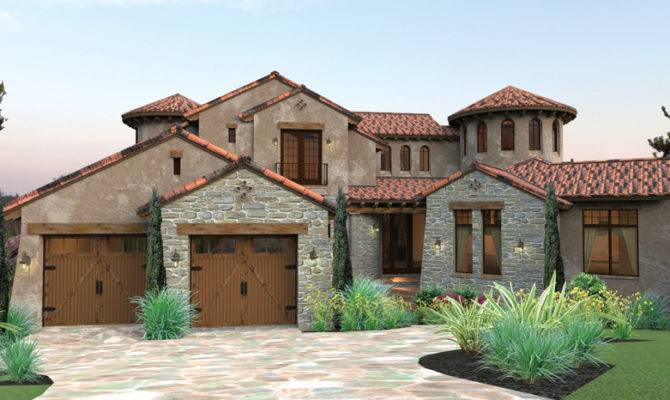 Southwestern Home Plans Style Designs