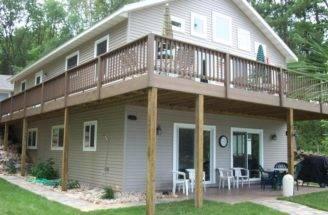 Spacious Ranch Home Has Three Car Garage Walkout Basement