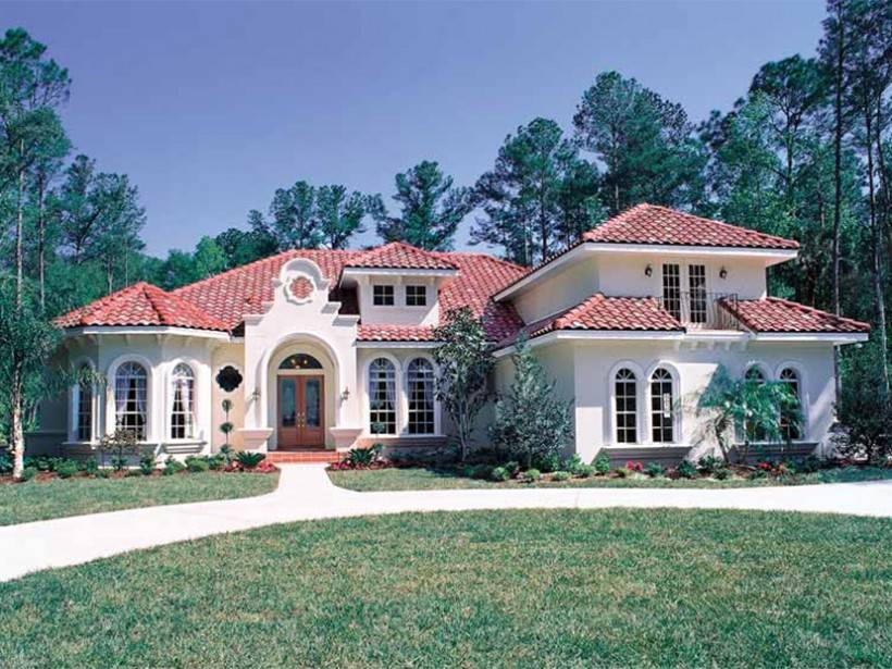 spanish architecture homes mission style home plans dream
