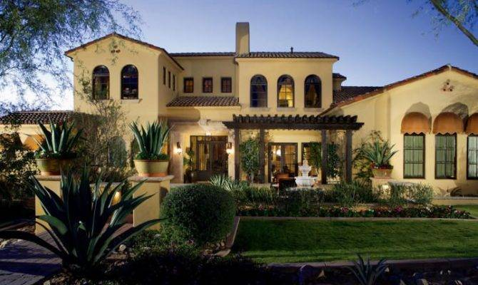 Spanish Colonial Beauty Houses Pinterest