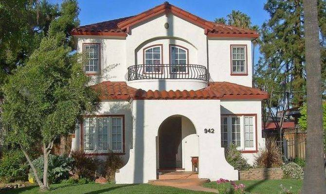 Spanish Colonial Homes Google Search Houses Adore Pinterest