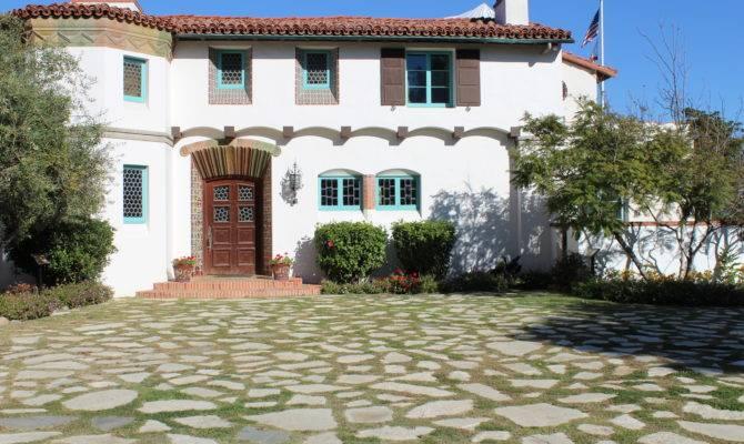 Spanish Colonial Revival Coast Part Grainger Studio