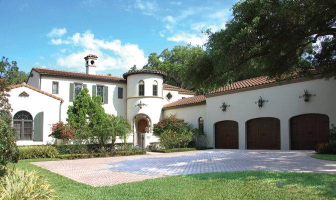 Spanish Home Plans Style Designs Homeplans
