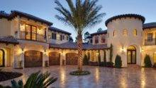 Spanish House Styles Design Hacienda Pinterest