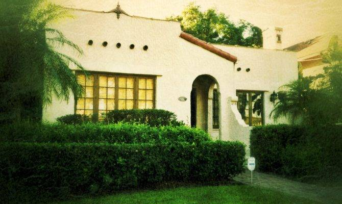 Spanish Mission Style Houses Home