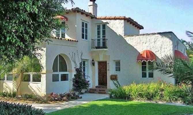 Spanish Style Colonial Homes Pinterest