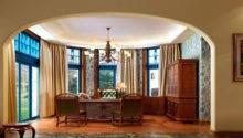 Spanish Style Villa Living Room Interior Design House