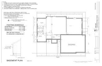 Spec House Plans Sds