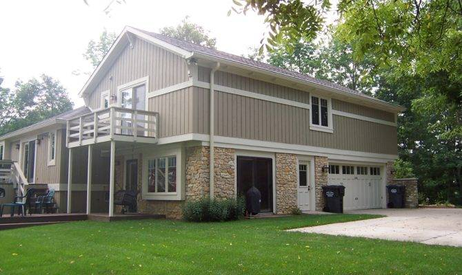 Split Level Addition Remodel Carmel Indiana Gettum Associates