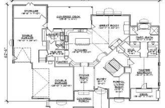 Sqaure Feet Bedrooms Bathrooms Garage Spaces Width