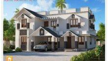 Square Feet Modern Style Kerala House Plan Architecture