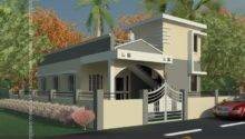 Square Feet Small Bedroom Kerala Home Design Elevation