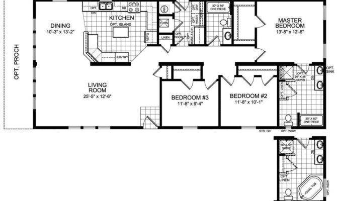 Square Foot House Floor Plan