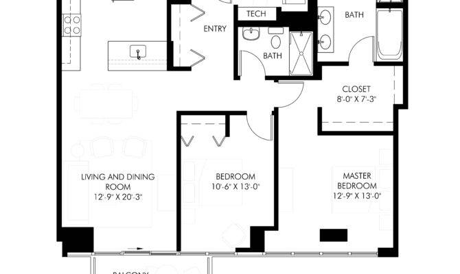 Square Foot Open Floor Plans Well House