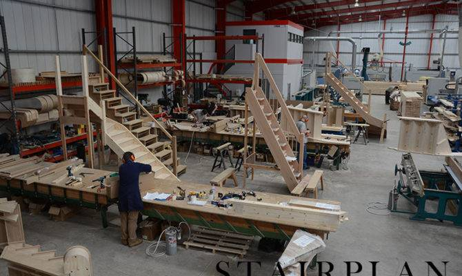 Staircases Production Buy Your Stairplan