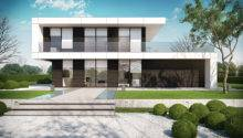 Starh Stanislavov Architects Rectangle House Designs