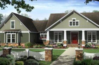 States Perfect Craftsman House Plans Ideas