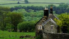 Stone House Derbyshire England Sunsurfer