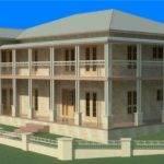 Stone Kit Homes