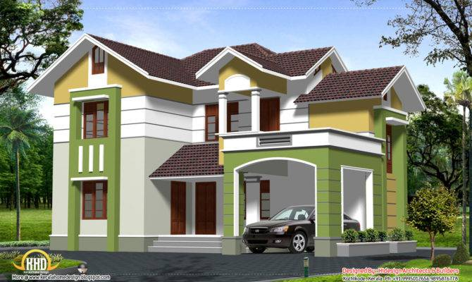 Story Home Design Kerala Floor