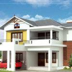Story Home Kerala Design Floor Plans