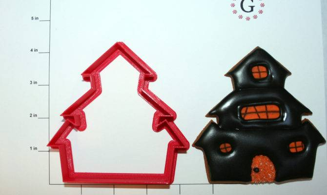 Story House Cookie Cutter Gingerbread Company