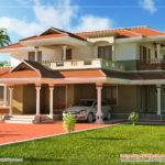 Story House Kerala Home Design Floor Plans