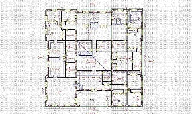 Straw Bale House Plan Sheila Bed Breakfast