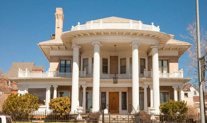Stunning Neoclassical Mansion Circa Old Houses Sale