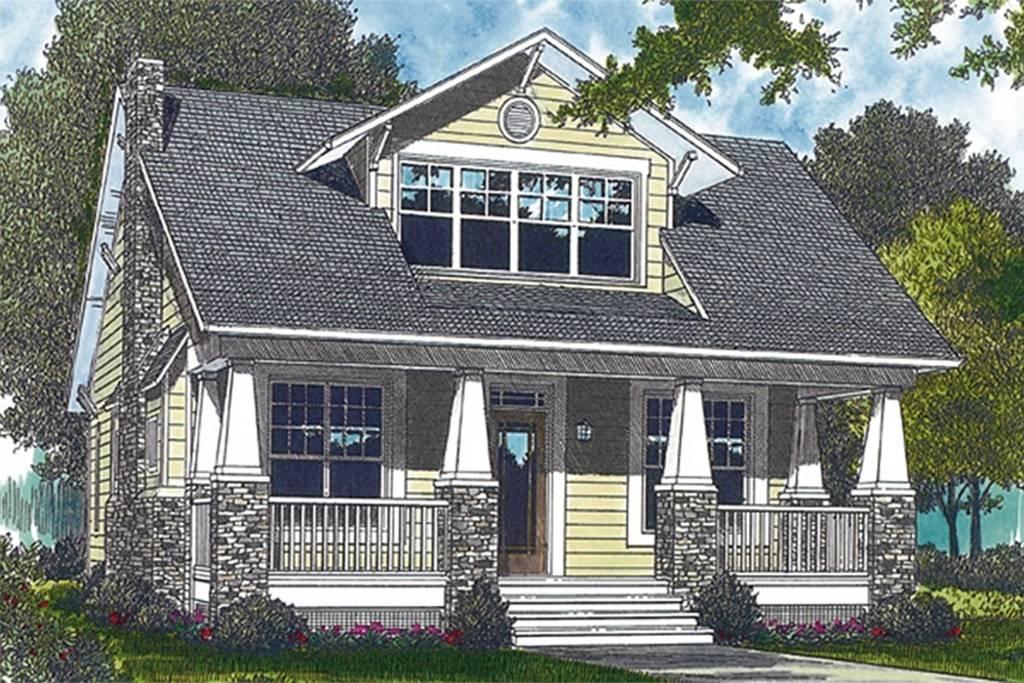 craftsman style modular home plans