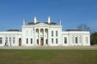 Stylish Neoclassical Mansion Superb Green Lung England