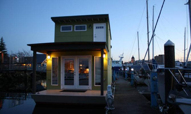 Sweet Pea Affordable Floating Homes Tiny House Listings