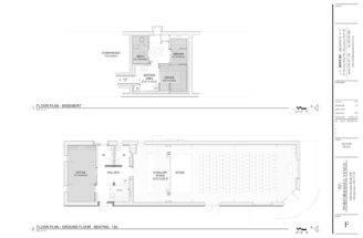 Theatre Floor Plan Seating