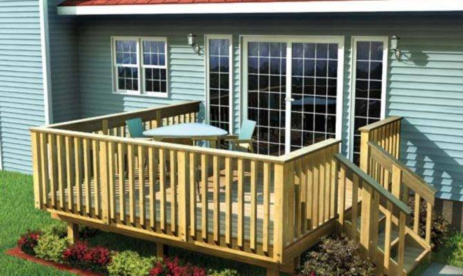 These Deck Design Show Different Types Decks