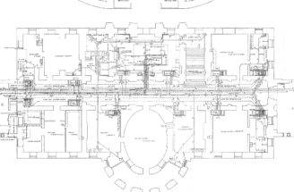 Third Floor Plan White House After Remodeling