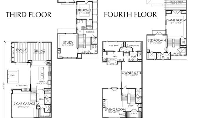Third Level Includes Two Bedrooms Bathrooms Large Private
