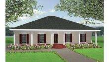 Three Bedroom New American Style House Plans