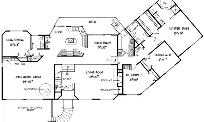 Three Bedroom Split Level