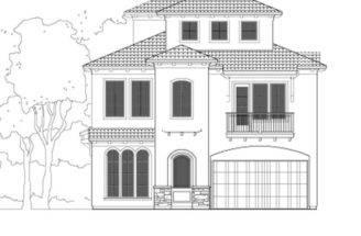 Three Story Urban House Plan Design Has Depth Width