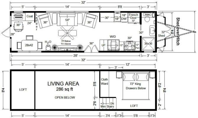 Peachy 18 Harmonious Floor Plans Tiny Houses Home Plans Blueprints Largest Home Design Picture Inspirations Pitcheantrous