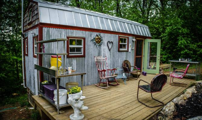 Tiny House Small Big Adventure