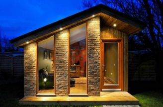 Tiny House Small Homes Old Fashioned Neighborhoods