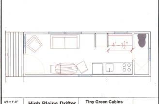 Tiny Houses Wheels Floor Plans