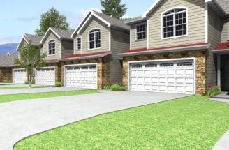 Townhouse Design Plans House