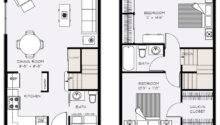 Townhouse Plans Narrow Furthermore Bedroom Floor