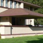 Traditional Classic Home Design Frank Lloyd Wright Prairie Style