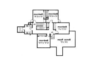 Traditional House Plans Berkley Associated Designs