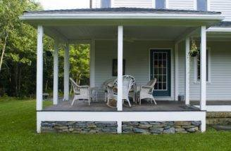 Traditional Porch Designs Ideas Inspirationseek