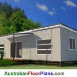 Transportable Home Bedroom Granny Flat Guest Quarters House Plans